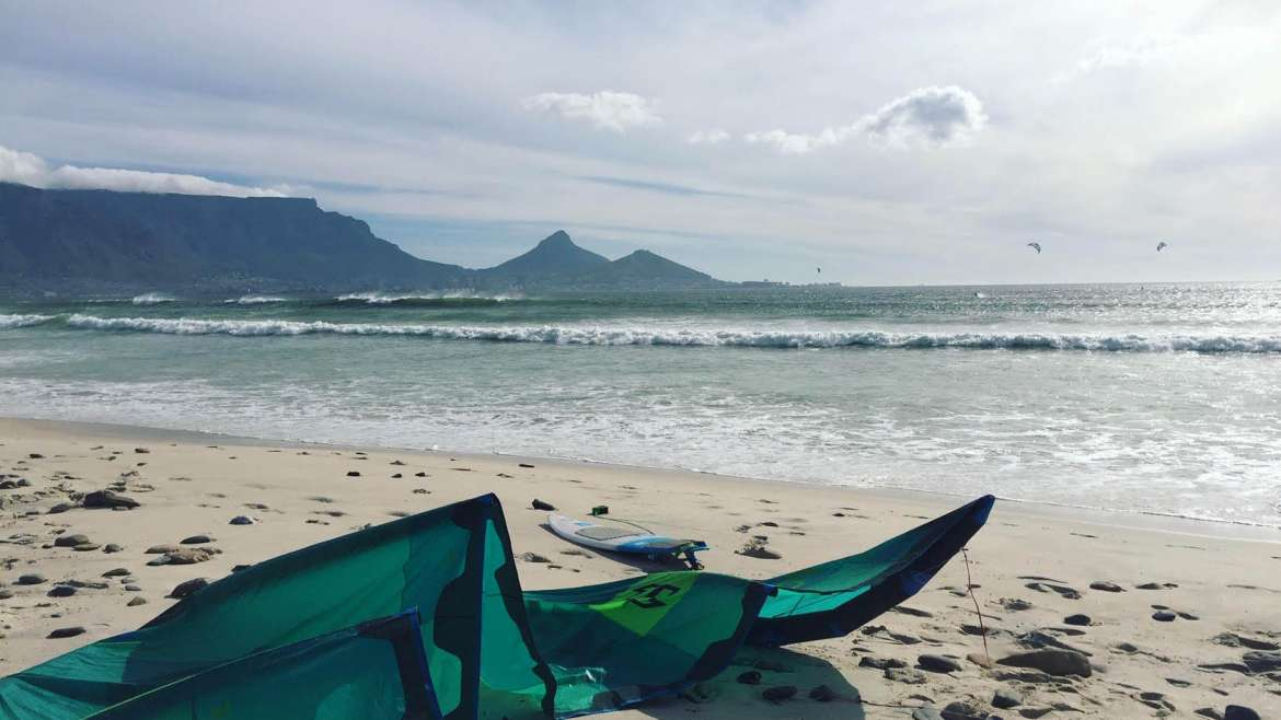 Kitesurf Camp Cape Town 2020 – Sud Africa